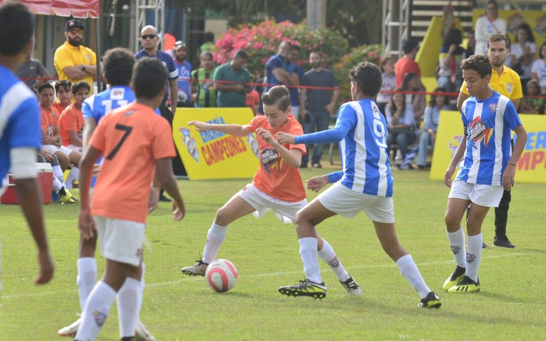 Instituto Iberia y Anija Avanzan a la Final en Copa Malta Morena de Futbol