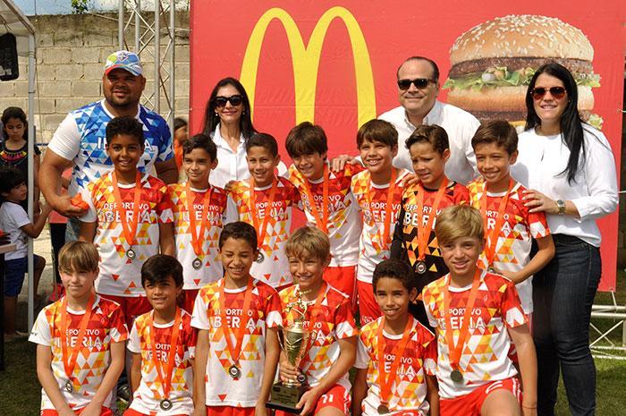 Instituto Iberia Domina Fútbol Intercolegial