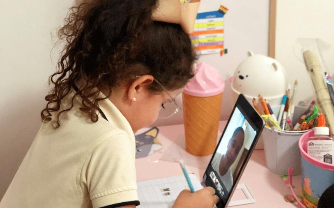Dando inicio a un periodo escolar virtual